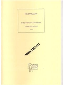 Otto Martin Christensen: Intermezzo Books | Flute, Piano Accompaniment