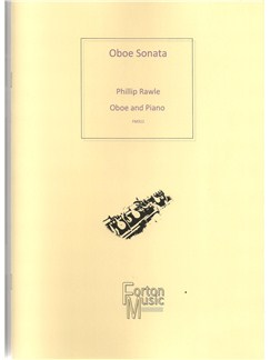 Phillip Rawle: Oboe Sonata Books | Oboe, Piano Accompaniment