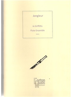 Jo Griffiths: Jongleur Books | Flute, Ensemble