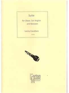 Lenny Cavallaro: Suite Books | Bassoon, Cor Anglais, Oboe