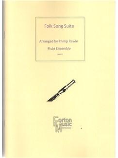 Phillip Rawle: Folk Song Suite Books | Flute, Ensemble