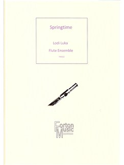 Lodi Luka: Springtime Books | Flute, Ensemble