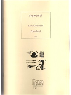 Keiron Anderson: Showtime! Books | Brass Band