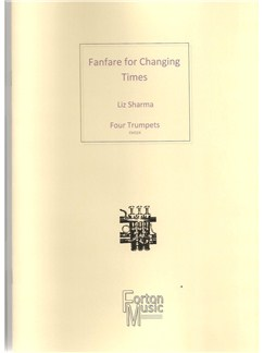 Liz Sharma: Fanfare For Changing Times Books | Trumpet