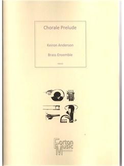 Keiron Anderson: Chorale Prelude Books | Brass Ensemble