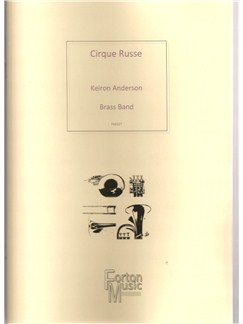 Keiron Anderson: Cirque Russe Books | Brass Band