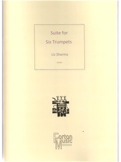 Liz Sharma: Suite For Six Trumpets Books | Trumpet