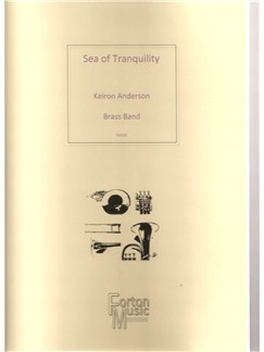 Keiron Anderson: Sea of Tranquility Books | Brass Band
