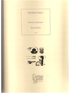 Keiron Anderson: Darkest Hour Books | Brass Band
