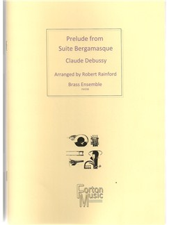 Claude Debussy: Prelude From Suite Bergamasque Books | Brass Ensemble