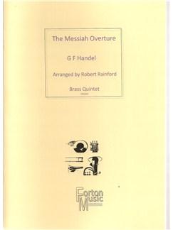 G. F. Handel: Overture Books | Brass Quintet