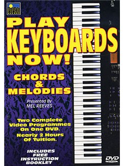 Play Keyboards Now! DVD DVDs / Videos | Keyboard