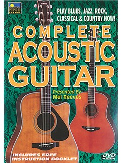 Complete Acoustic Guitar DVD DVDs / Videos | Guitar