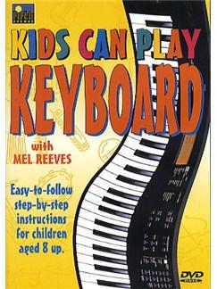 Kids Can Play Keyboard DVDs / Videos   Keyboard