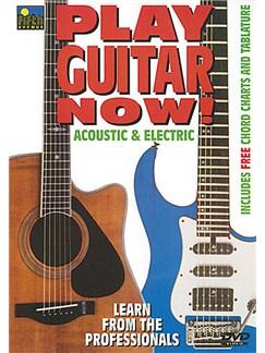 Play Guitar Now! DVD DVDs / Videos | Guitar