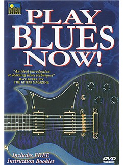 Play Blues Now! DVD DVDs / Videos | Guitar