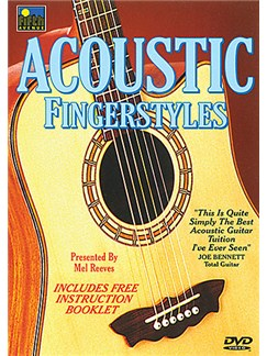 Acoustic Fingerstyles DVD DVDs / Videos | Guitar