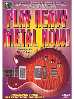 Play Heavy Metal Now! (DVD) DVDs / Videos | Guitar