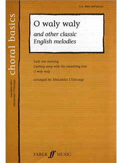 O Waly Waly (SA/Men's Voices) Books | SA, Men's Voices, Piano Accompaniment