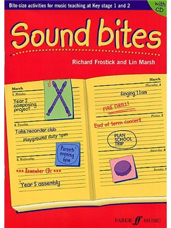 Sound Bites Books and CDs |