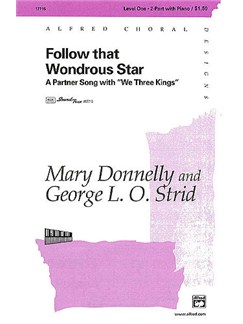 Mary Donnelly: Follow That Wondrous Star (2-Part) Books | 2-Part Choir
