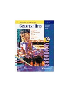 Alfred's Basic Adult Piano Course: Greatest Hits Book 1 (CD Edition) Books and CDs | Piano