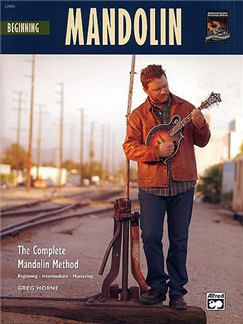 Beginning Mandolin (Book And CD) Books and CDs | Mandolin