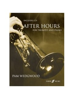Pam Wedgwood: After Hours (Trumpet/Piano) Books and CDs | Trumpet, Piano Accompaniment