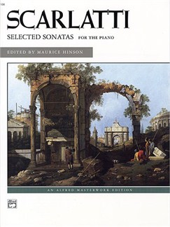 Domenico Scarlatti: Selected Sonatas For The Piano Books | Piano
