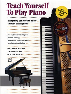 Teach Yourself To Play Piano (CD Edition) Books and CDs | Piano