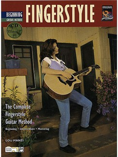 Beginning Fingerstyle Guitar Books and CDs | Guitar Tab