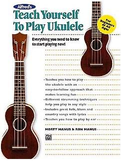 Teach Yourself To Play The Ukulele Books | Ukulele