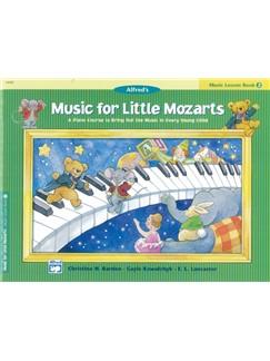 Music For Little Mozarts - Music Lesson Book 2 Books | Piano