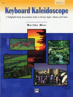 Keyboard Kaleidoscope Book 2 Books | Keyboard