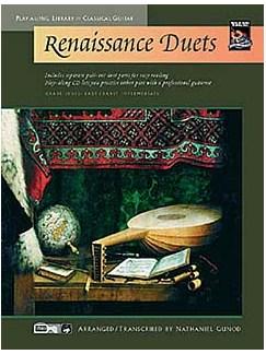 Renaissance Duets Books | Guitar Duet