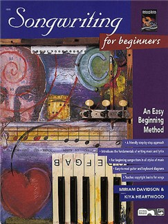 Miriam Davidson And Kiya Heartwood: Songwriting For Beginners Books | All Instruments