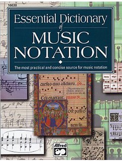 Essential Dictionary Of Music Notation Books |