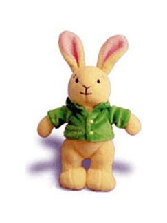 Little Mozarts JS Stuffed Bunny Toy  |