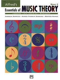 Alfred's Essentials Of Music Theory Book 3 Books | All Instruments