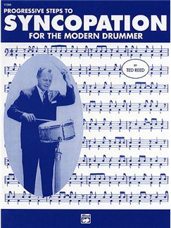 Progressive Steps To Syncopation For The Modern Drummer Books | Drums