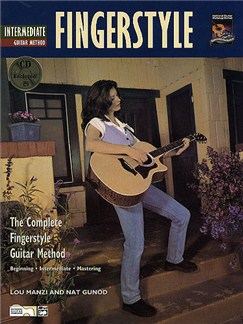 Intermediate Fingerstyle Guitar Books and CDs | Guitar (with Chord Symbols)
