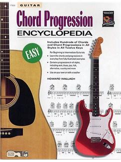 Guitar Chord Progression Encyclopedia Books | Guitar