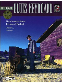 Intermediate Blues Keyboard Books and CDs | Keyboard