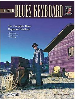 Mastering Blues Keyboard. Book And Cd Books and CDs | Keyboard