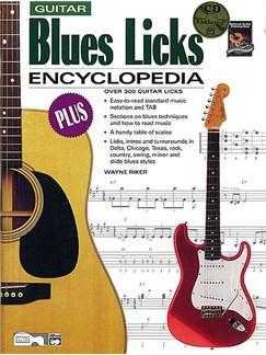 Guitar Blues Licks Encyclopedia Books and CDs | Guitar