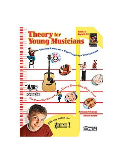 Theory For Young Musicians - Book 1 Books and CDs |