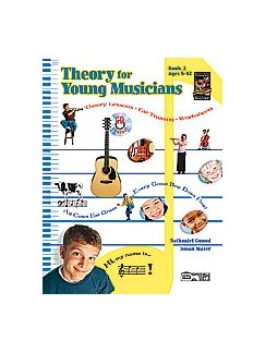 Theory For Young Musicians - Book 2 Books and CDs |
