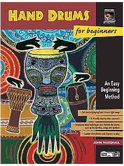 Hand Drums For Beginners Books and CDs | Congas, World Drums