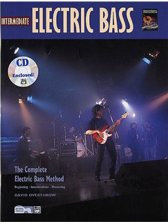 Intermediate Electric Bass Books | Bass Guitar (with Chord Symbols)
