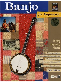 Banjo For Beginners Books and CDs | Banjo